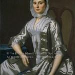 Mrs. Robert Feke (Eleanor Cozzens Feke), 1750-1751