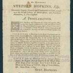 Providence, [R.I.]: Printed by William Goddard, [1763]