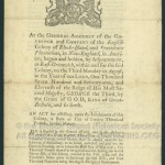 [Newport, R.I.: Printed by Solomon Southwick, 1771]