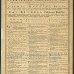 [Providence, R.I.]: Typis Johannis Carter, in papyrum Providencia confectam, [1771]