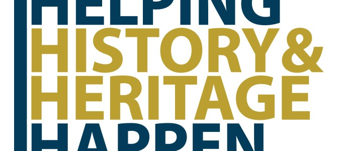 Kicking Off the 2017 Helping History & Heritage Happen Series