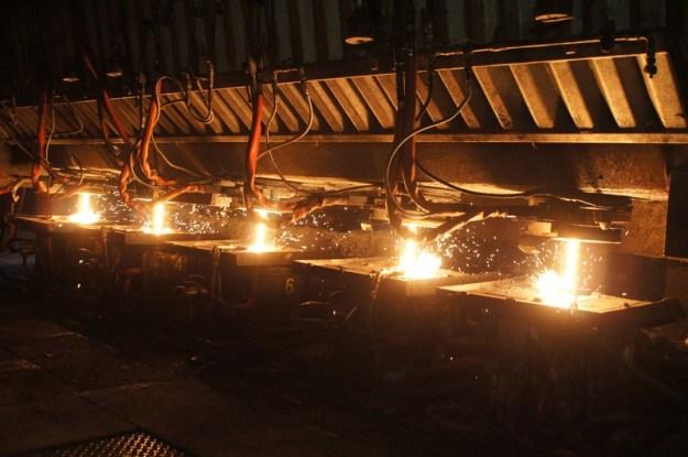 Unterwegs im Stahlwerk oder auf Besuch in der Hölle_Stahlwerk_5