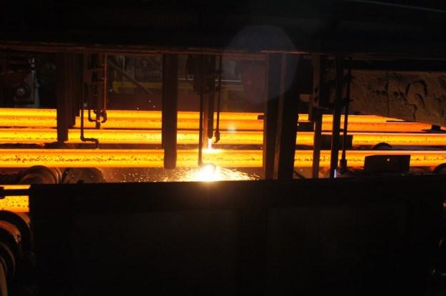 Unterwegs im Stahlwerk oder auf Besuch in der Hölle_Stahlwerk_6
