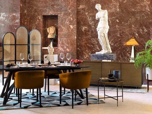 Airbnb x Louvre ©Julian Abrams12