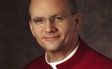 Bishop-elect Edward J. Weisenburger, Diocese of Salina