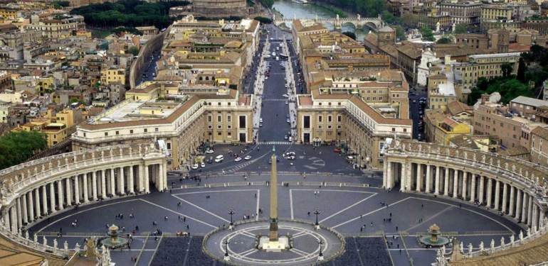 place-saint-pierre-vatican