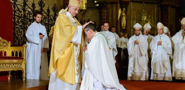 Ordination Mr Laurent CAMIADE