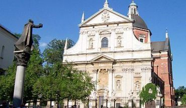eglise_SaintPierreetSaintPaul_Cracovie