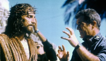 La passion du Christ The Passion of the Christ 2004 Real  Mel Gibson  John Caviezel Mel gibson. Collection Christophel / RnB © Icon Productions