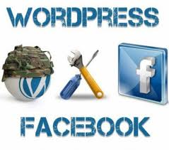 wordpress facebook