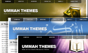 wp islamic themes