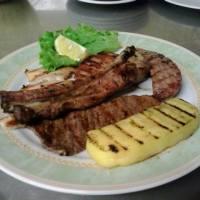 Secondo Piatto di Carne Grigliata ai Ferri