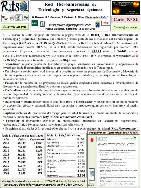 XXII Congreso de la Sociedad Española de Mutagénesis Ambiental