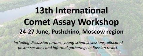 13th International Comet Assay Workshop