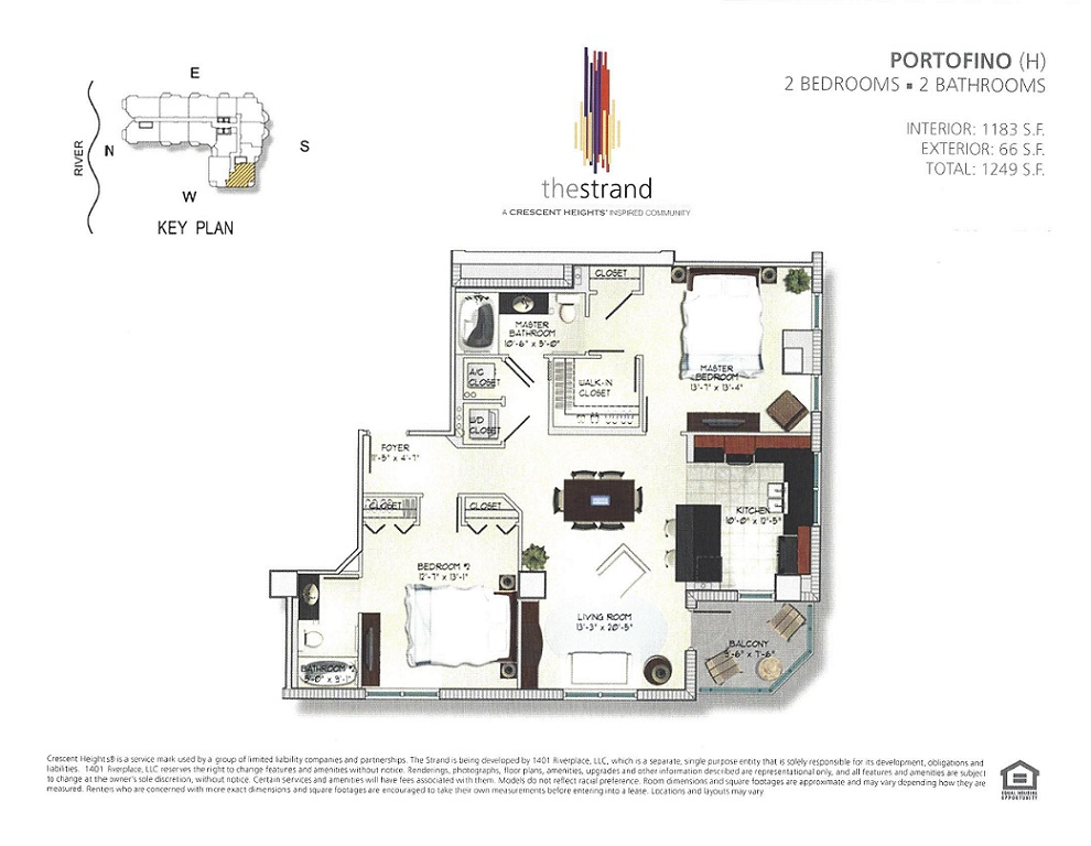the strand apartments floorplans 171 riverplace realty