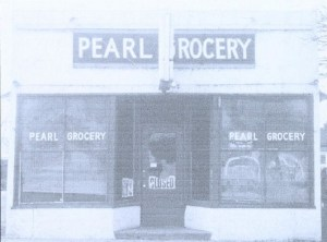 Pearl Grocery is one of two stores that serviced the River Street Neighborhood (n.d.)