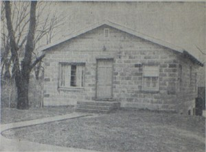 St Paul Baptist Church was one of many churches that River Street residents attended