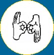 International symbol for the Deaf and Hard of Hearing