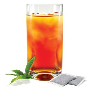 iced black tea