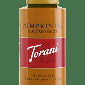 Torani pumpkin pie sauce
