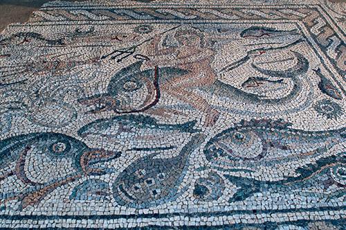 Mosaico-Luni