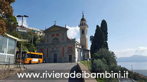 Villa Via Penco Genova Sant Ilario