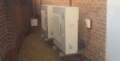 Mitsubishi Electric Outdoor Unit