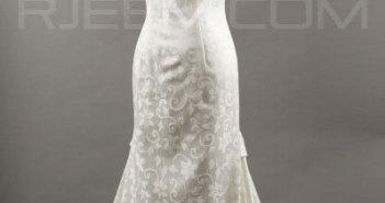 تجهيزات العروس فساتين زفاف راقية