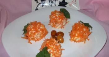 وصفة سهلة سلطة البرتقال