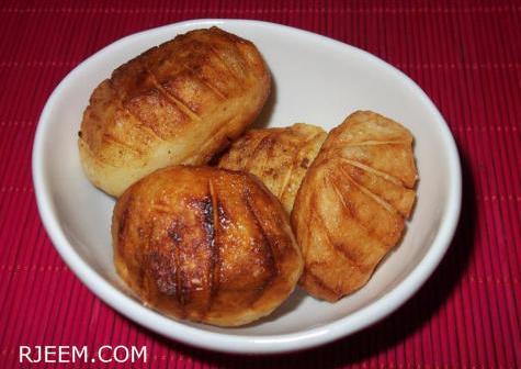 وصفة مقبلات البطاطا