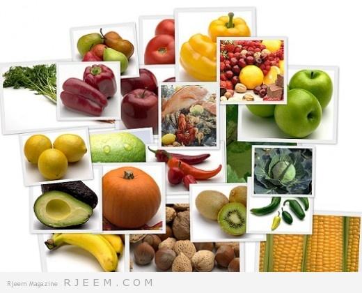 اغذية تساعد على حرق الدهون