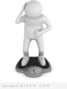 لماذا وزني ثابت ؟ الاجابة و الحل هنا