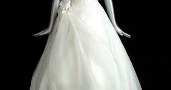 موديلات راقية لفساتين العروس احدث التصاميم العالمية