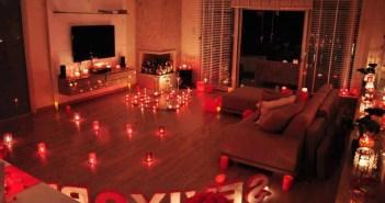 ليلة رومانسية لتجديد زواجك