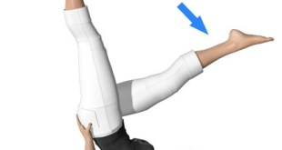 تمارين البيلاتس pilates لإنقاص الوزن و حرق الدهون ( الجزء الاول )