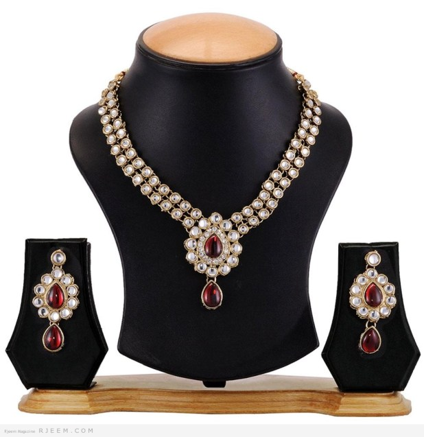 kundan-necklace-set-by-the-pari-ey-09-اكسسوارات هندية روعه