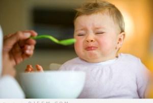ماسبب رفض ابني للطعام ؟