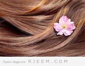 نصائح و وصفات لجمال شعرك