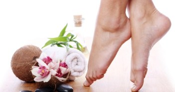 وصفة لراحة القدمين والتخلص من رائحتهما
