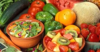 أفكار لتناول الخضروات والفاكهة بنسبة أكبر