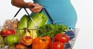 غذاء المرأة الحامل