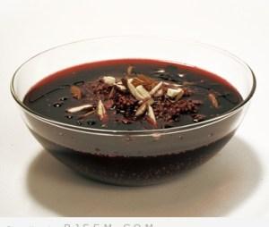 حساء التوت الرائع