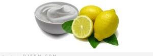 قناع الليمون والزبادي ضد الحبوب