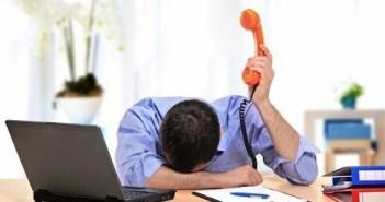 التخلص من قلق العمل