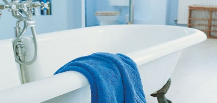 الاستحمام وانقاص الوزن