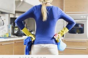 تنظيف المنزل: كريم الفرك بالليمون