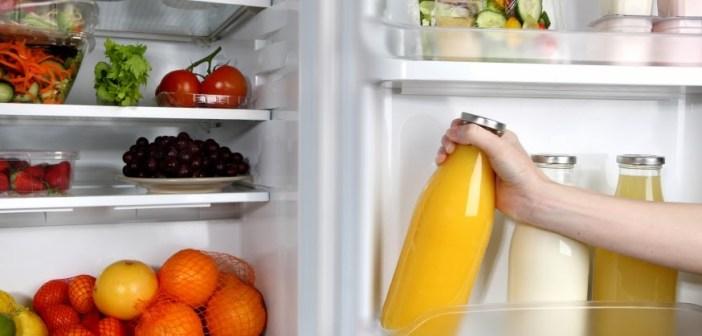 حفظ الفواكه والخضر في الثلاجة