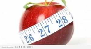 رجيم التفاح لخسارة الوزن الزائد