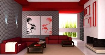 ديكورات غرف معيشة عصرية