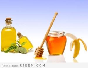 وصفات بالعسل للشعر
